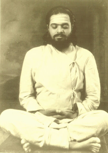 Appaji in Meditation