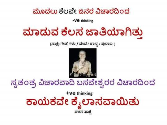 Guru Basava Thoughts