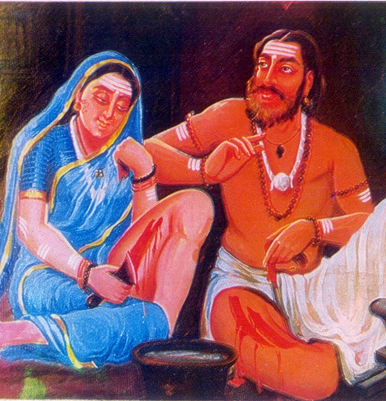 Harallaya and Kalyanamma